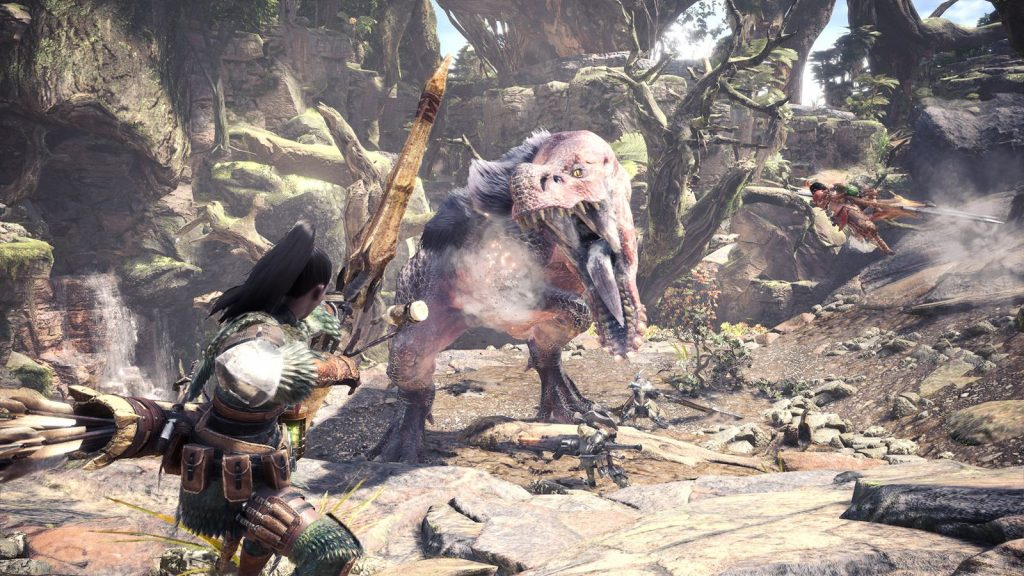 Monster Hunter World PC - My Guide for 60fps with no