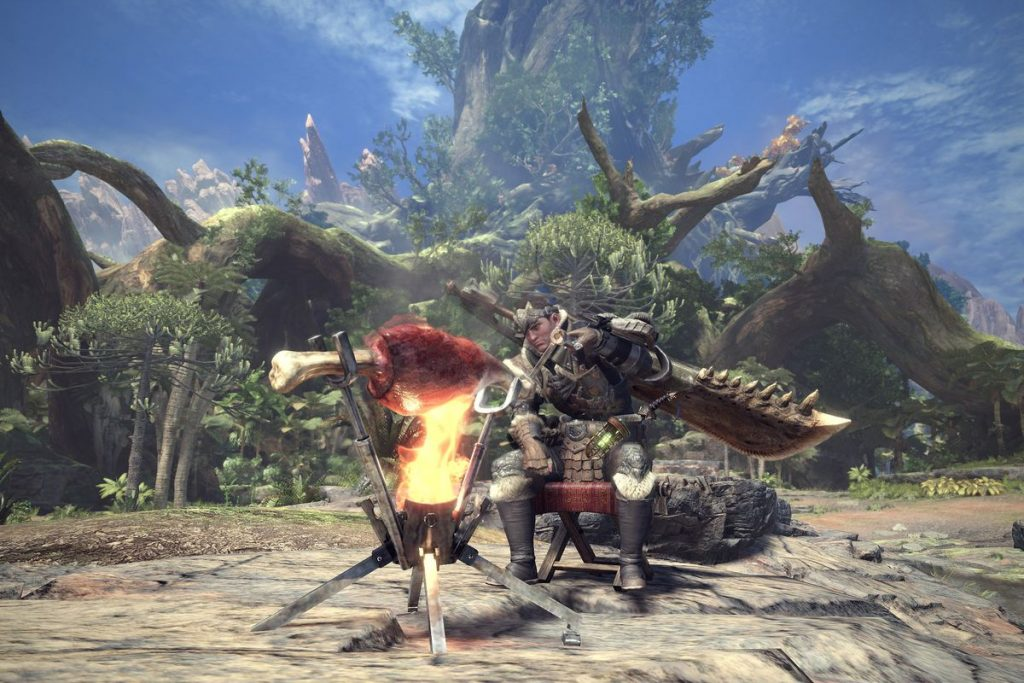 A ya E n  SSa BA zWorld.0 1024x683 - Autumn Harvest Fest coming to PC Monster Hunter World!