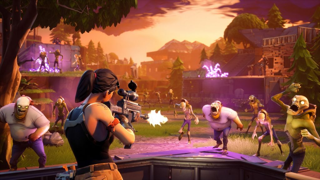 Fortnite Preview screenshot onpage 1 1024x576 - If Epic won't test their patches, they should go back to weekly updates.