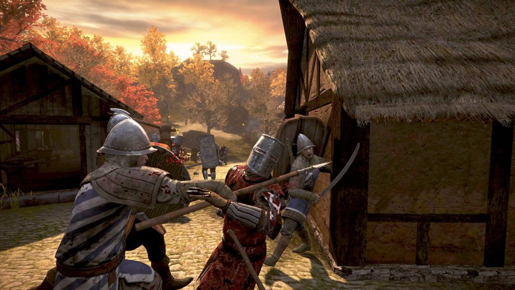 chivalry medieval warfare screenshot 09 ps4 us 26oct15 1024x576 - Boga, a tide of crash!