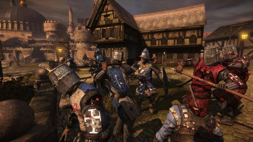 chivalry medieval warfare screenshot 1 1024x576 - Mace(Hammer)&Shield need buffs (Legend experience)