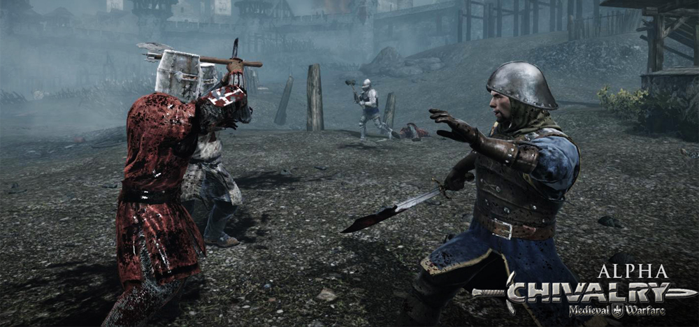 chivalry screenshot1 - Shield & Spear for Kerillian