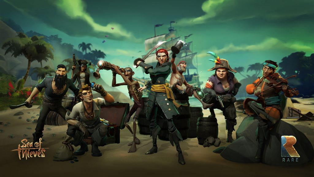 SOT E3 2016 Desktop 2 1920x1080 1024x576 - Having assigned roles beforehand is the most important factor in a battle. There are four major roles that every crew should understand and know how to perform in a galleon.