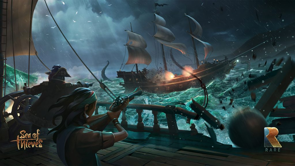 SOT E3 2016 Desktop 3 1920x1080 1024x576 - My experience with an experienced group as a fairly new player
