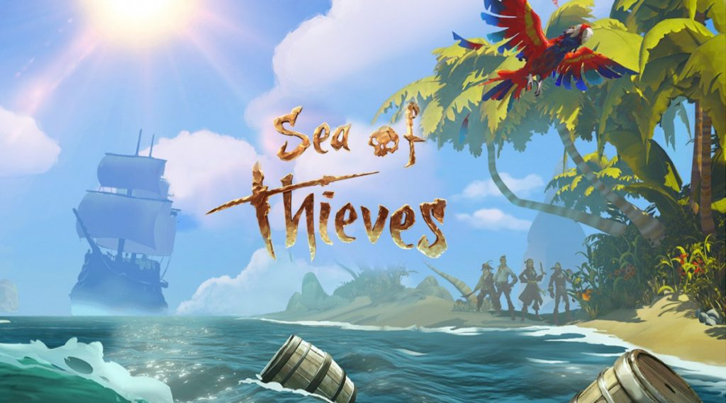 Sea of Thieves Wallpaper 1200x666 1024x568 - Story Time: Santiago's Bucket