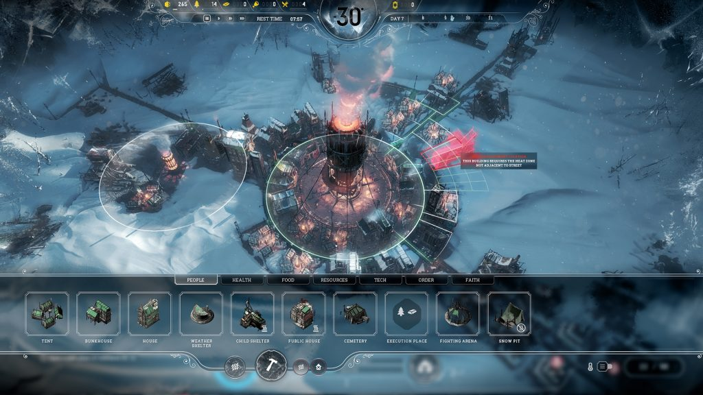 Frostpunk screen 1024x576 - Hooooooly crap survival mode IS really hard