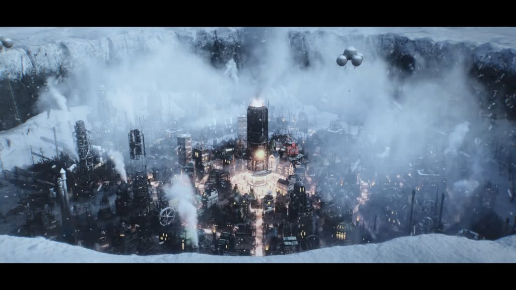 frostpunk city 1024x576 - Suggestion: Leviathan: The Last Dreadnought