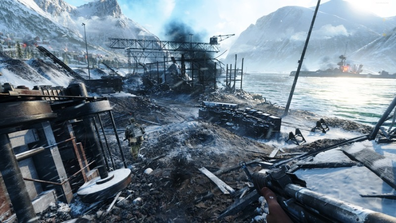 Battlefield 5 - Battlefield V is without a doubt, the most infuriating BF to date.