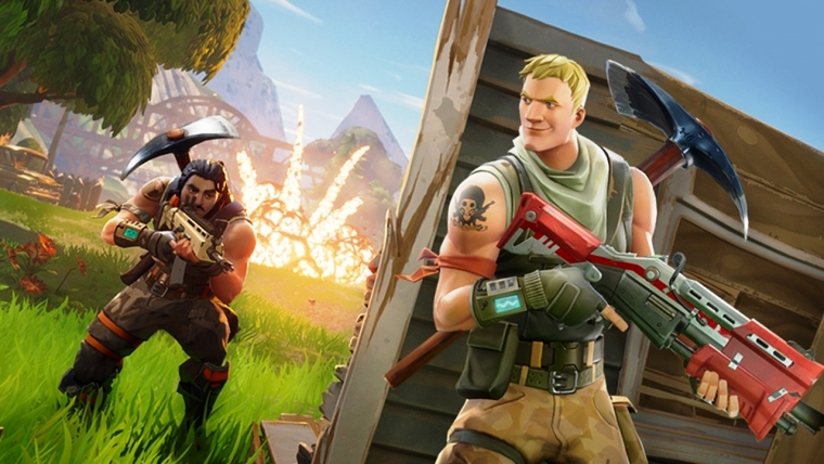 FortniteBattleRoyale1 - Treatment of Fortnite STW is a Disgrace by Epic Games