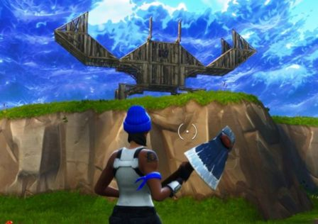 FortniteBattleRoyale2 448x316 - How I got my kids and their friend to come play StW and the huge problem that has hit us instantly.