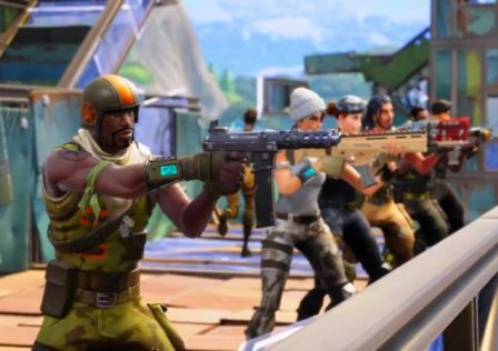 FortniteBattleRoyale8 448x316 - Save The World's support ending on macOS doesn't mean the end yet. Here is a guide on two methods to play STW again on MacBook
