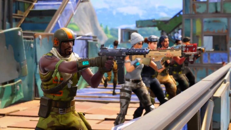 FortniteBattleRoyale8 - Are there people who really enjoy Ventures?