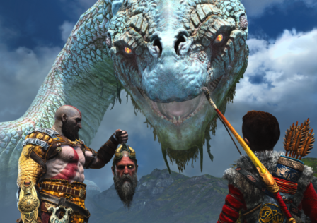 God of War 1 448x316 - God of War - One Giant Fetch Quest