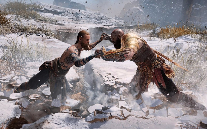 God of War 3 - How would you feel about this possible twist in the next GoW (Spoilers obviously)