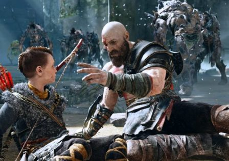 God of War 5 448x316 - Theory on how Kratos acquired the Spartan Rage ability (long read, contains spoilers for God of War 3 and 4)