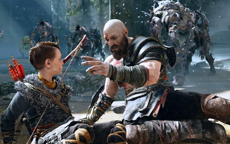 Theroy Why Kratos Survived God Of War 3 God Of War Games