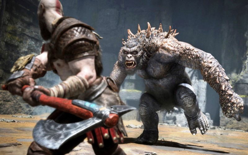 God of War 6 - For Score and seven ice cream bowls ago. I got a theory on Baldur's invincibility.