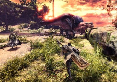 MonsterHunterWorld1 448x316 - [PC/Console]Time Limited things to get during *The Spring Blossom Fest*