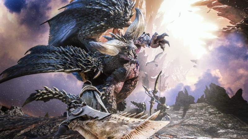 MonsterHunterWorld3 - Should capcom change the way monster health scales in multiplayer with iceborne?