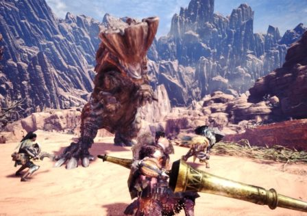 MonsterHunterWorld7 448x316 - Grand Appreciation Fest Megathread---LFG Requests Permitted---Ask any event/appreciation fest questions here!