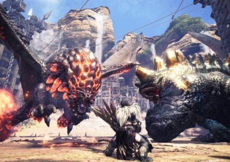 MonsterHunterWorld8 448x316 - Thoughts on Monster Hunter World