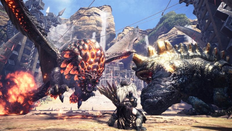 Arch-tempered Kulve Taroth siege guide - Monster Hunter World Games