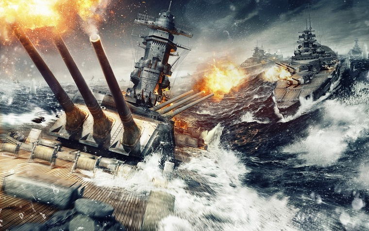 WorldOfWarships2 - Increased chance for certain ships for each type of Santa Box