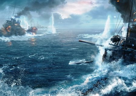 "WorldOfWarships4 448x316 - More is less (the upcoming Commander Skills Update 19 -> 21 points - most current ""reference"" builds will simply cost more in new system for same functionality and will deplete great deal of resources and cause months / years of unnecessary grind)!"