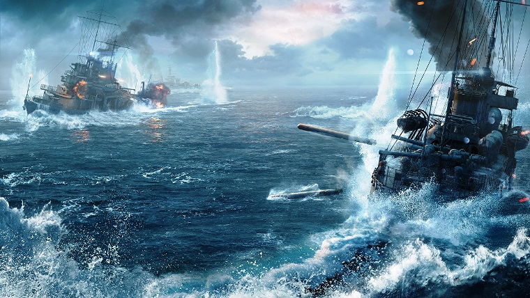 WorldOfWarships4 - Twilight Battle - different gamestlye need proper introduction