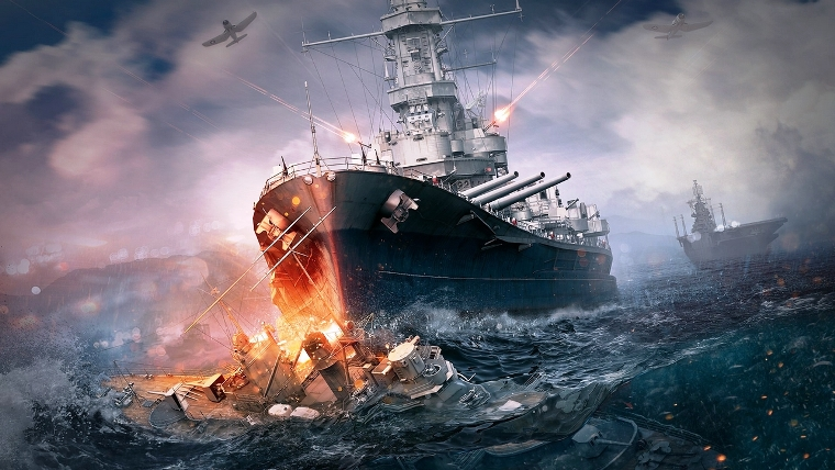WorldOfWarships5 - Could we at least try and be better?