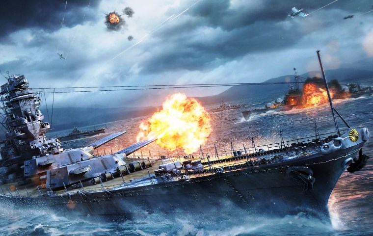 WorldOfWarships6 - French DD speculation...