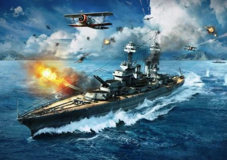 WorldOfWarships7 448x316 - Announcement stream discussion thread