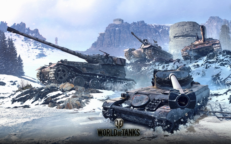 WorldofTanks10 - Out with the old and busted (2018)! In with the new hotness (2019)!