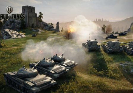 WorldofTanks2 448x316 - What tanks to keep in the Russian tree: