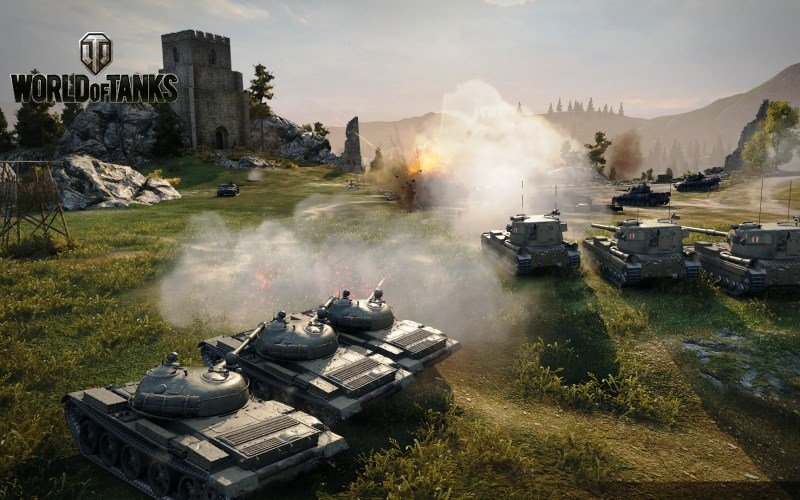 WorldofTanks2 - Ask your questions to the WoT Developers until the 24th of June!