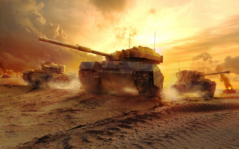 NA] January Preview - World of Tanks Games Guide