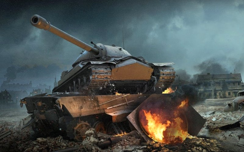 WorldofTanks8 - The experience for new players