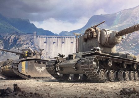 WorldofTanks9 448x316 - ★ Patch 1.9 - A List of Buffs / Nerfs to Tanks [NOT HP or Profitability / Repairs] ★