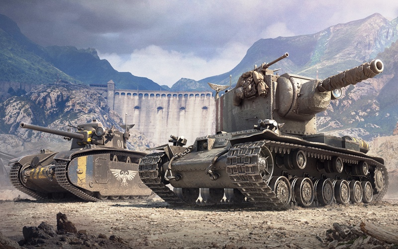 WorldofTanks9 - ★ Patch 1.9 - A List of Buffs / Nerfs to Tanks [NOT HP or Profitability / Repairs] ★