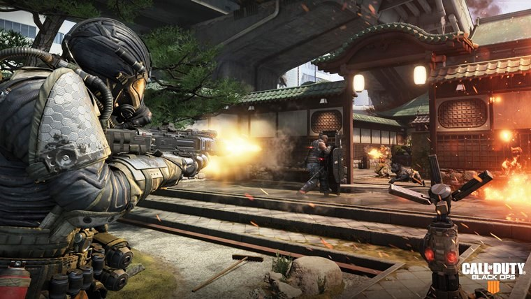 black ops 4 3 - Feature Request: Include military trained soldiers that can prone when concussed