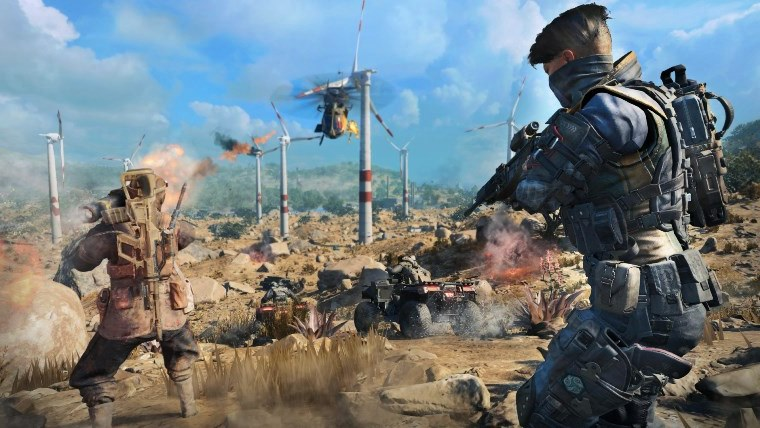 call of duty black ops 4 free trial pc