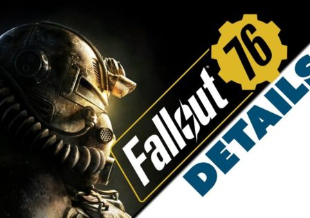 fallout 76 discussion and inform 448x316 - Bethesda if you work with us on the atom shop maybe you can make more money. Not a flame post.