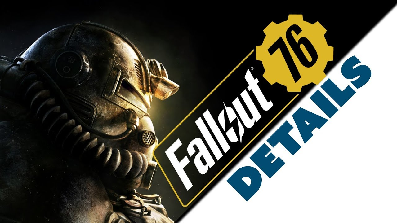 Fallout 76: Patch 12 Notes – August 20, 2019 - Fallout Games