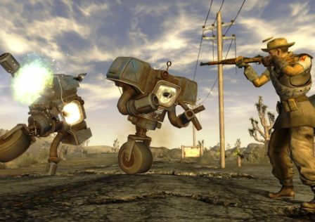 fallout 2 448x316 - Fallout is irrevocably ruined as a franchise because of Fallout 4's changes to game mechanics.