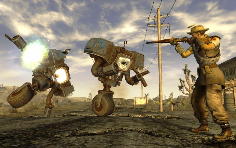 fallout 2 - As a casual fallout player what I like about Fallout New Vegas over fallout 4