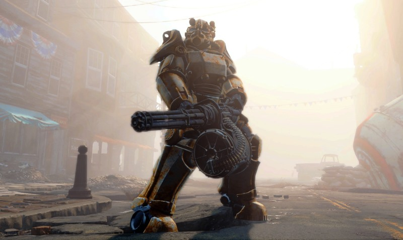fallout 7 - Everything you never thought you needed to know about Bash Damage Miniguns