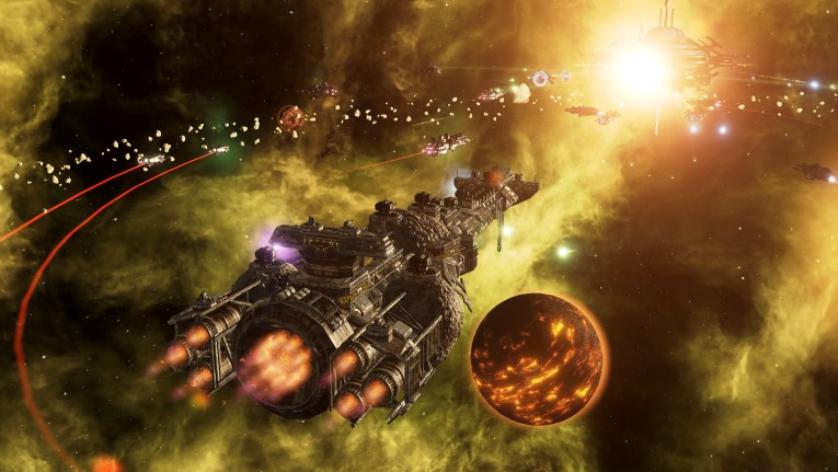stellaris 3 - I wish the Mercenary fleets system were more fleshed out.