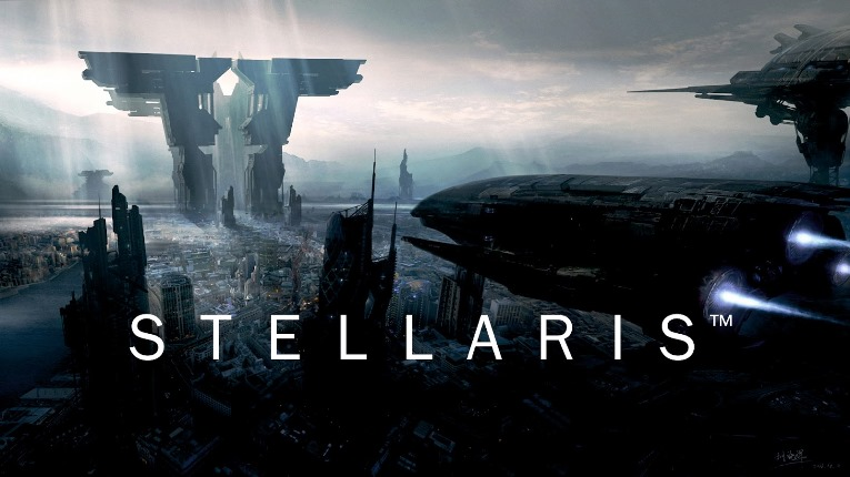 stellaris 6 - How Robots and the Grey Tempest conspired to make my life a living hell.