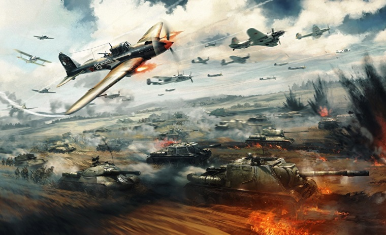 warthunder 1 - Gaijin's already gone halfway.. let's push for these beauties to be released finally into ground forces!