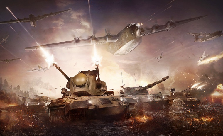 Some tips/pointers playing 10 0 tanks  - War Thunder Games Guide